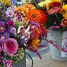 Bucket Bouquets by Rebecca Cozart