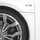 Audi R8 closeup alloy wheel by NrthLondonBoy