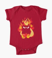 Inside Out - Anger One Piece - Short Sleeve