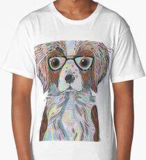 Modern Delilah the Dog Long T-Shirt