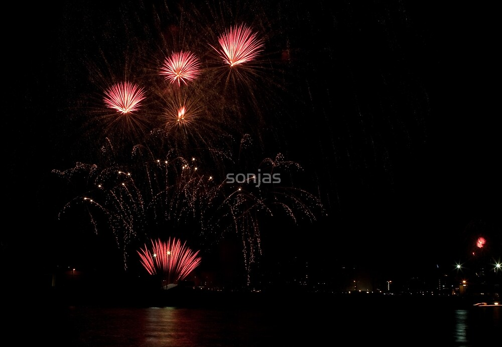 Happy New Year from Melbourne by sonjas