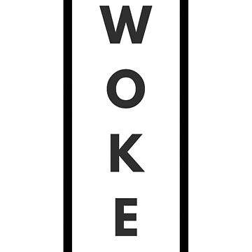 Woke by Zena Gorga by mowlasdesigns