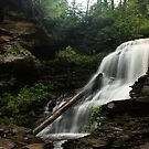 SHAWNEE FALLS - 30 FT by Lori Deiter