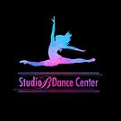 Studio B Dance Center - Watercolor One by Jessica Marshall