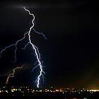 Lightning vains by Terrell Bird