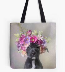 Flower Power, Joey Tote Bag