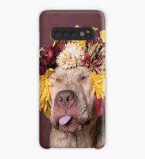 Flower Power, Walter being silly Case/Skin for Samsung Galaxy