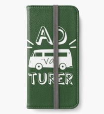 Adventurer iPhone Wallet/Case/Skin