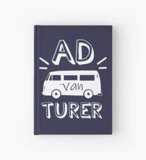 Adventurer Hardcover Journal