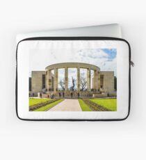 American Cemetery Memorial - Normandy Laptop Sleeve