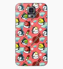 Sushi Time with Cody the Lovebird & Friends Case/Skin for Samsung Galaxy