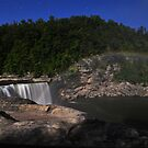 Cumberland Falls Moonbow- Another View by mltrue