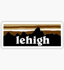 Lehigh Universität Sticker