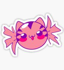 Kawaii Tiger Candy Sticker