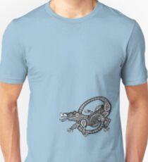 Dancing Alligator Tee Unisex T-Shirt