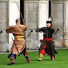 Magyar Swordsmen by Wayne Gerard Trotman