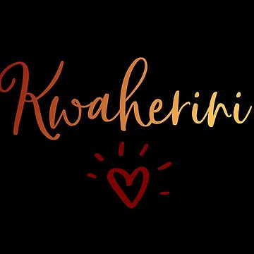 Kwaherini by disneyinyourday