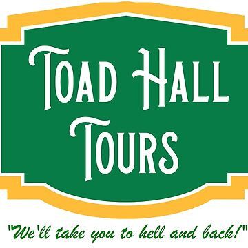 Toad Hall Tours by disneyinyourday