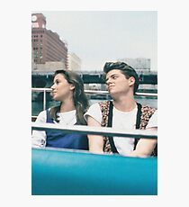 sloane and ferris Photographic Print