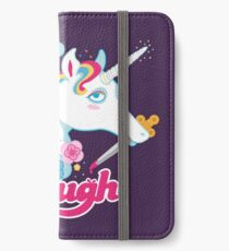 Soft but Tough iPhone Wallet/Case/Skin