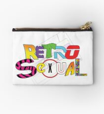 Retrosexual Studio Pouch