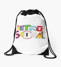 Retrosexual Drawstring Bag