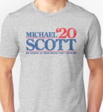 Michael Scott 2020 Slim Fit T-Shirt
