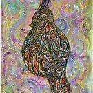 «Mosaic Bird» de Bootsieskittys