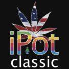 Marijuana T Shirt Ipot classic by bear77