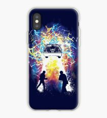 Time Travelers iPhone Case