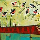 The Wyreena 9 by Jody  Pratt