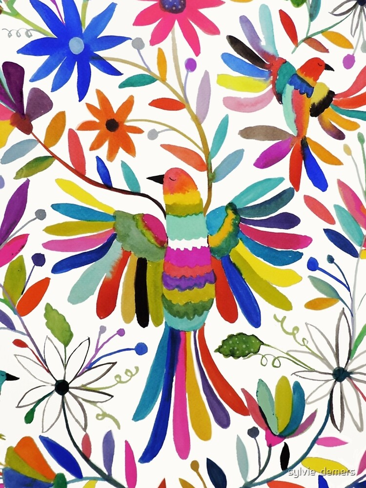otomi bird by SylvieDemers