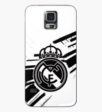 Real Madrid Black Case/Skin for Samsung Galaxy