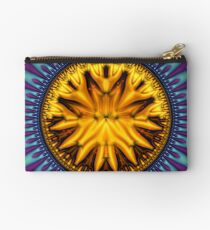 Gold Coin Studio Pouch