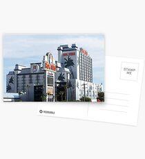 Hooters Hotel..Las Vegas Postcards