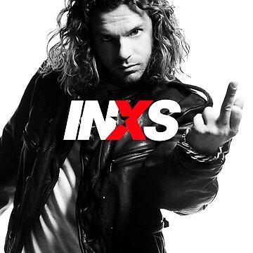 INXS — Michael Hutchence by MichailoAvilov