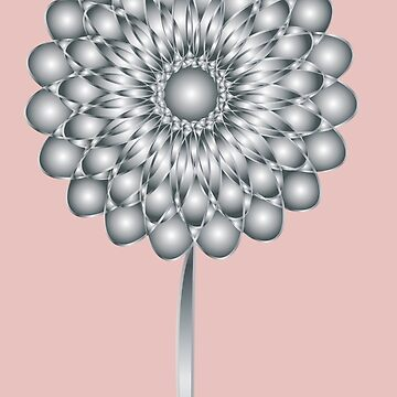 Art Deco Blooming  7 by CecelyBloom