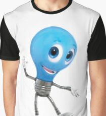 Kmart Blue Light Special Guy Graphic T-Shirt