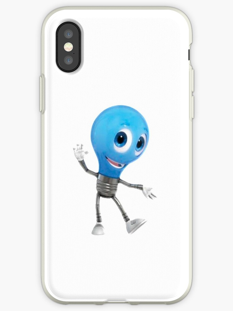 new product f878a 244c7 'Kmart Blue Light Special Guy' iPhone Case by freakyferry