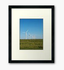 Renewable Energy Framed Print