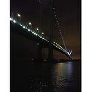 Verrazano Narrows Bridge, #Verrazano, #Narrows, #Bridge, #VerrazanoNarrowsBridge, #VerrazanoBridge, #NewYorkCity, #NewYork, #Brooklyn, #StatenIsland, #water by znamenski