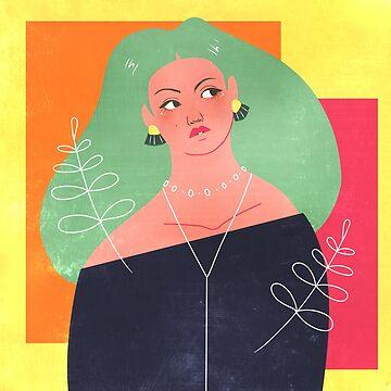 Lorna by BluescreenQueen