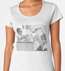 Steve McQueen  Women's Premium T-Shirt