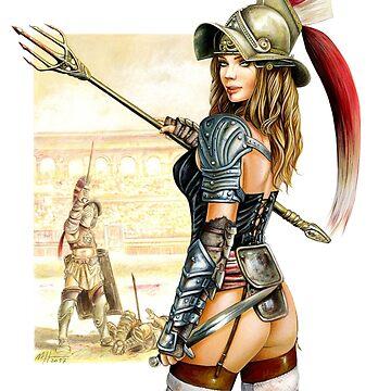 Gladiator by MrGreed