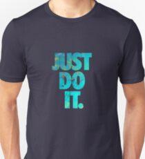 Mach es einfach. Unisex T-Shirt