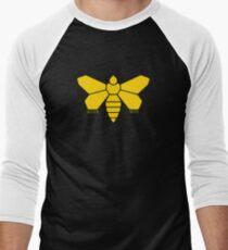 Golden Moth Chemical Men's Baseball ¾ T-Shirt