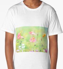 Springs Poppy Long T-Shirt