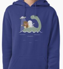 Mythical Creature Party  Pullover Hoodie