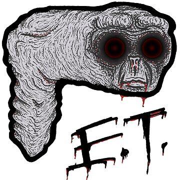 E.T. by wetchickenlip