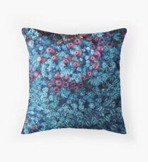 Sea Anemones Throw Pillow